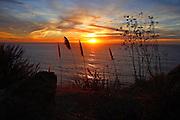 Central California Coastal Sunset