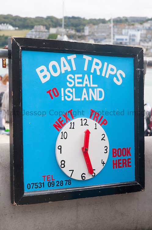 Seal Island Boat Trips