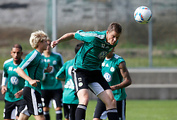 19.07.2011, Bad Kleinkirchheim, AUT, Fussball Trainingscamp VFL Wolfsburg, im Bild Alexander Mandlung, EXPA Pictures © 2011, PhotoCredit: EXPA/Oskar Hoeher