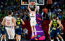 Pau Gasol of Spain during basketball match between National Teams of Slovenia and Spain at Day 15 in Semifinal of the FIBA EuroBasket 2017 at Sinan Erdem Dome in Istanbul, Turkey on September 14, 2017. Photo by Vid Ponikvar / Sportida