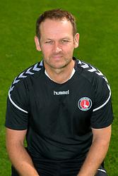 Sion Thomas, Psychologist, Charlton Athletic.