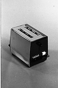 20-25/05/1966<br /> 05/20-25/1966<br /> 20-25 May 1966<br /> Competition prizes photographed at Lensmen Studio for Esso (Ireland) Ltd. A toaster.
