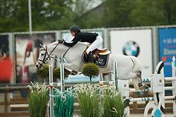 Van Gorp Marthe, BEL, Goliath vn de Groenweg<br /> Belgisch Kampioenschap Ponies<br /> Azelhof - Koningshooikt 2018<br /> © Hippo Foto - Dirk Caremans<br /> 13/05/2018