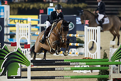 Vrancken Chloe, BEL, Gamko S<br /> Jumping Mechelen 2017<br /> © Sharon Vandeput<br /> 28/12/17