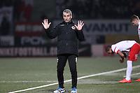 Denis ZANKO  - 06.03.2015 - Nancy / Laval - 27eme journee de Ligue 2 <br />Photo : Fred Marvaux / Icon Sport
