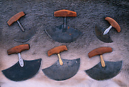 Uluk-chukchi Traditional knife, Chukotka, Siberia, Russia