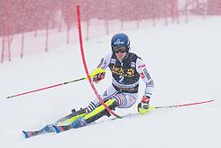 NOEL Clement (NOR) during the Audi FIS Alpine Ski World Cup Men's  Slalom at 60th Vitranc Cup 2021 on March 14, 2021 in Podkoren, Kranjska Gora, Slovenia Photo by Grega Valancic / Sportida
