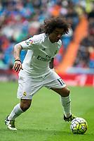 Real Madrid's Marcelo during La Liga match. May 08,2016. (ALTERPHOTOS/BorjaB.Hojas)