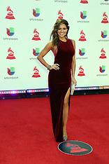 2018 Latin Grammy Awards Las Vegas - 15 Nov 2018