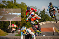 #192 (VAN DER BURG Dave) NED [Meybo, TeamNL] at Round 8 of the 2019 UCI BMX Supercross World Cup in Rock Hill, USA