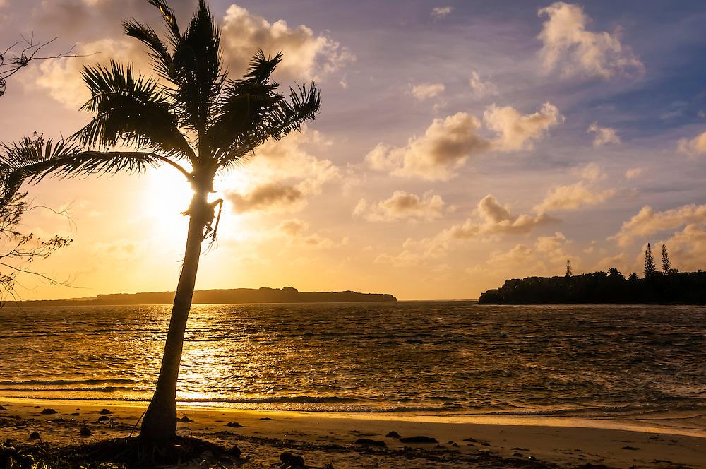 Mouli, Island of Ouvea, Loyalty Islands, New Caledonia