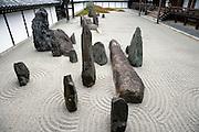 Tofuku-ji's Hojo Hasso zen garden
