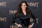 "Blanca Marsillach attends ""The Hobbit: An Unexpected Journey"" premiere at the Callao cinema- Madrid."