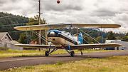 1976 Great Lakes at Wings and Wheels Oregon Aviation Historical Society.