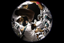 during the NFL game between the Philadelphia Eagles and the Carolina Panthers at Bank of America Stadium in Charlotte, NC on Sunday October 12th 2017. The Eagles won 28-23. (Brian Garfinkel/Philadelphia Eagles)