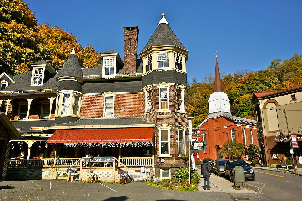 Jim Thorpe Fall Foliage Celebration, Jim Thorpe, Carbon Co., PA