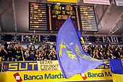 DESCRIZIONE : Ancona Lega A 2011-12 Fabi Shoes Montegranaro Novipiu Casale Monferrato<br /> GIOCATORE : tifosi<br /> CATEGORIA : tifosi supporters curva<br /> SQUADRA : Fabi Shoes Montegranaro<br /> EVENTO : Campionato Lega A 2011-2012<br /> GARA : Fabi Shoes Montegranaro Novipiu Casale Monferrato<br /> DATA : 18/03/2012<br /> SPORT : Pallacanestro<br /> AUTORE : Agenzia Ciamillo-Castoria/C.De Massis<br /> Galleria : Lega Basket A 2011-2012<br /> Fotonotizia : Ancona Lega A 2011-12 Fabi Shoes Montegranaro Novipiu Casale Monferrato<br /> Predefinita :