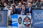 DESCRIZIONE : Beko Final Eight Coppa Italia 2016 Serie A Final8 Quarti di Finale Vanoli Cremona - Dinamo Banco di Sardegna Sassari<br /> GIOCATORE : Stefano Sardara GianMario Dettori Massimo Maffezzoli<br /> CATEGORIA : Ritratto<br /> SQUADRA : Dinamo Banco di Sardegna Sassari<br /> EVENTO : Beko Final Eight Coppa Italia 2016<br /> GARA : Quarti di Finale Vanoli Cremona - Dinamo Banco di Sardegna Sassari<br /> DATA : 19/02/2016<br /> SPORT : Pallacanestro <br /> AUTORE : Agenzia Ciamillo-Castoria/L.Canu