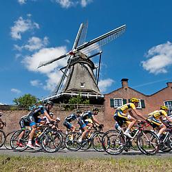 Olympia's Tour Etappe Zoetermeer - Rijswijk, Doorkomst in Montfoort