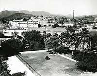 1922 Looking NE from Hollywood High School