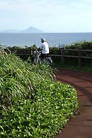 Oshima Bike Trail, Izu Islands