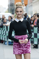 Lizzy Greene at Build Speaker Series - 6 Nov 2017