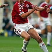 Denmark's Jon Dahl Tomasson