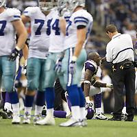 2008 Minnesota Vikings vs Dallas Cowboys Preseason at Texas Stadium in Irving, Texas, on Thursday, August 28, 2008.