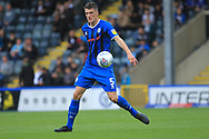 Ryan Delaney during the EFL Sky Bet League 1 match between Rochdale and Gillingham at Spotland, Rochdale, England on 15 September 2018.