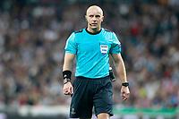 Polish referee Szymon Marciniak during Champions League Group H match 3. October 17,2017. (ALTERPHOTOS/Acero)