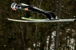 Daniel Huber (AUT) during the Qualification Round of the Ski Flying Hill Individual Competition at Day 1 of FIS Ski Jumping World Cup Final 2019, on March 21, 2019 in Planica, Slovenia. Photo by Masa Kraljic / Sportida