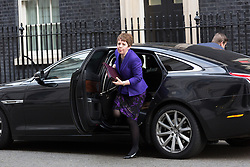 © Licensed to London News Pictures. 10/03/2015. London, UK. Baroness Stowell arrives for a cabinet meeting at 10 Downing Street in London on Tuesday 10th March 2015. Photo credit : Vickie Flores/LNP