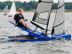 , Travemünder Woche 23.07. - 01.08.2021, Canoe IC, GER 83, tonIC water, Simon BEERS, Segelsport Flensburg-Harrislee e. V