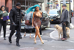 March 27, 2019 - New York, New York, United States - Nikita Dragun attends the Build Brunch at Build Studio on March 27, 2019 in New York City. (Credit Image: © William Volcov/ZUMA Wire)