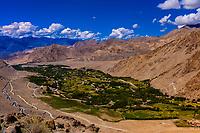 Yurtung, Ladakh, Jammu and Kashmir State, India.