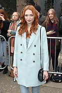 London Fashion Week - Topshop Unique