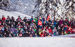 15.12.2018, Biathlon Arena, Hochfilzen, AUT, BMW IBU Weltcup Biathlon, Verfolgung, Herren, im Bild Feature // Feature during men' s Pursuit (12,5 km) of BMW IBU Biathlon World Cup at the Biathlon Arena in Hochfilzen, Austria on 2018/12/15. EXPA Pictures © 2018, PhotoCredit: EXPA/ Stefanie Oberhauser