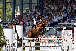 MCAULEY Mark (IRL), Utchan de Belheme<br /> Aachen - CHIO 2018<br /> Rolex Grand Prix 1. Umlauf<br /> Der Grosse Preis von Aachen<br /> 22. Juli 2018<br /> © www.sportfotos-lafrentz.de/Stefan Lafrentz