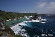 Bird Island - a sanctuary for nesting seabirds and sea turtles, Saipan, Commonwealth of Northern<br /> Mariana Islands, Micronesia ( Western Pacific Ocean )