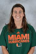 2016-17 Miami Hurricanes Athletics Head Shots