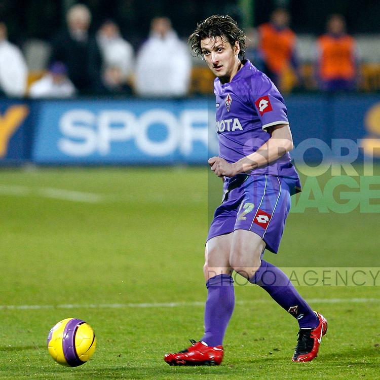 Zdravko Kuzmanovic of Fiorentina