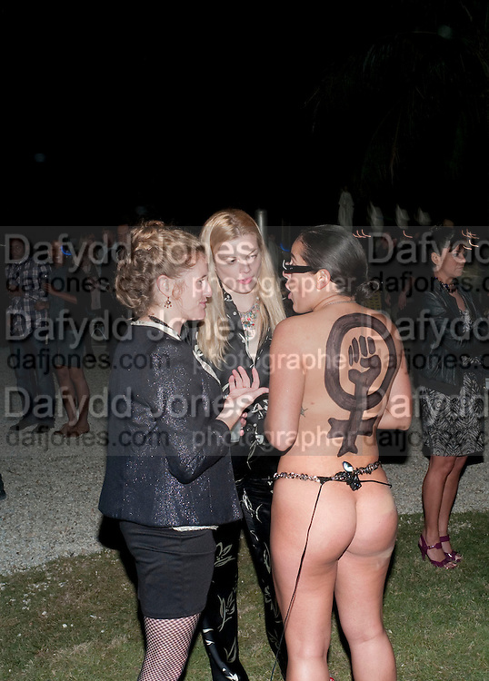 "EMILY ANN; MADDIE SIMPSON; ZEBI;, Neville Wakefield and Playboy host ÒNude as MuseÓ evening art salon. Standard Hotel.  Miami. 4 December 2010. -DO NOT ARCHIVE-© Copyright Photograph by Dafydd Jones. 248 Clapham Rd. London SW9 0PZ. Tel 0207 820 0771. www.dafjones.com.<br /> EMILY ANN; MADDIE SIMPSON; ZEBI;, Neville Wakefield and Playboy host ""Nude as Muse"" evening art salon. Standard Hotel.  Miami. 4 December 2010. -DO NOT ARCHIVE-© Copyright Photograph by Dafydd Jones. 248 Clapham Rd. London SW9 0PZ. Tel 0207 820 0771. www.dafjones.com."