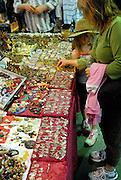 Browsing at Paddy's Market. Sydney, Australia