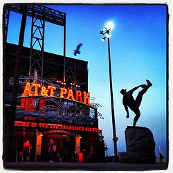 AT&T Park,  2012