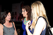 Maura Tierney, Jenni Luke and guest