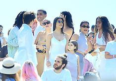 Kanye West's 'Church Sunday Services' at Coachella - 21 April 2019