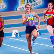 NLD/Apeldoorn/20180217 - NK Indoor Athletiek 2018, Patricia Krolis, Dafne Schippers, Evelien Bos