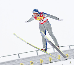 16.12.2011, Casino Arena, Seefeld, AUT, FIS Nordische Kombination, Ski Springen Team HS 109, im Bild Bernhard Gruber (AUT) // Bernhard Gruber of Austria during Ski jumping the team competition at FIS Nordic Combined World Cup in Sefeld, Austria on 20111211. EXPA Pictures © 2011, PhotoCredit: EXPA/ P.Rinderer