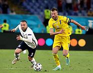 03/07 England v Ukraine, UEFA Euro 2020 Quarter Final
