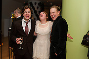 LUCY PREBBLE; SAM WEST; RUPERTY GOOLD, Press night for the West End opening of ENRON.<br /> No'l Coward Theatre, St Martin's Lane, London WC2, afterwards: Asia De Cuba, St Martins Lane Hotel,  London. 25 January 2010<br /> LUCY PREBBLE; SAM WEST; RUPERTY GOOLD, Press night for the West End opening of ENRON.<br /> Noël Coward Theatre, St Martin's Lane, London WC2, afterwards: Asia De Cuba, St Martins Lane Hotel,  London. 25 January 2010